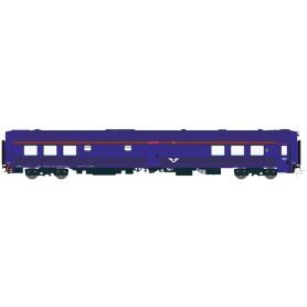 HNoll HN.1472DC Restaurangvagn SJ RB11 5451 BlueX
