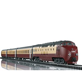 "Trix 22976 Dieseldrivet motorvagnståg TEE ""Edelweiss"" typ SBB ""Insider 2020"""