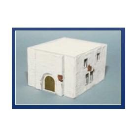 """Trident 99029 Arabiskt hus """"Arabian House 1"""", byggsats i resin, omålad"""