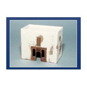 """Trident 99030 Arabiskt hus """"Arabian House 2"""", byggsats i resin, omålad"""