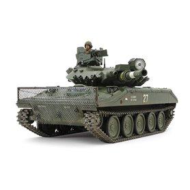 Tamiya 36213 U.S. Airborne Tank M551 Sheridan