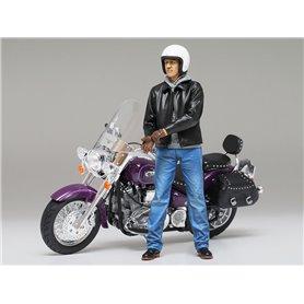 Tamiya 14137 Figur Street Rider