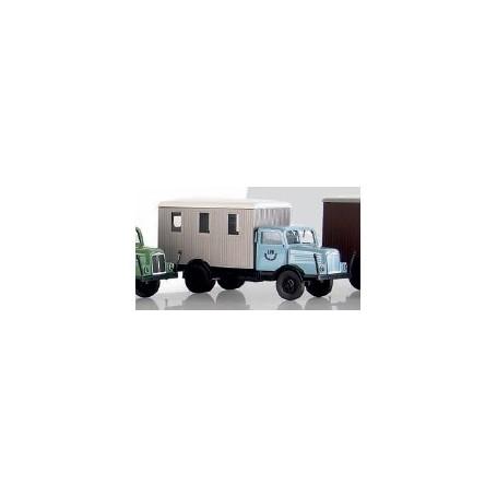 """Brekina 71653 Lastbil IFA S 4000-1 Behelfs-Omnibus """"LPG"""""""