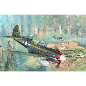 Trumpeter 02212 Flygplan P-40N War Hawk