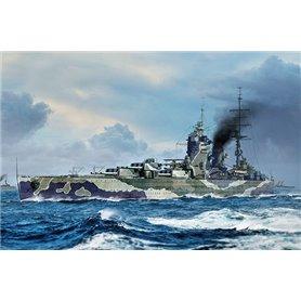 Trumpeter 06718 Slagskepp HMS Rodney