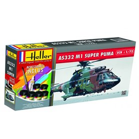 "Heller 56367 Helikopter AS332 M1 Super Puma ""Gift Set"""