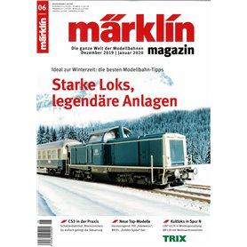 Märklin 331056 Märklin Magazin 6/2019 Tyska