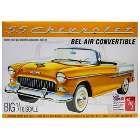AMT 1134 Chevrolet Bel Air Convertible 1955