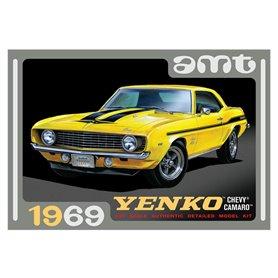 AMT 1093 Chevrolet Camaro Yenko 1969