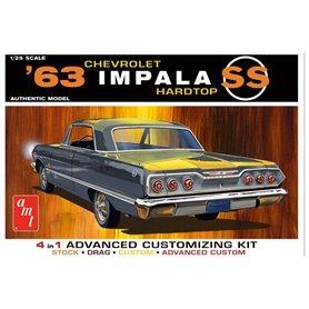 AMT 1149 Chevrolet Impala SS 2T 1963