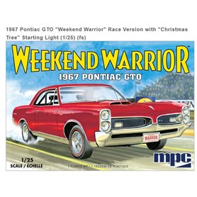 "MPC 918 Pontiac GTO 1967 ""Weekend Warrior"""