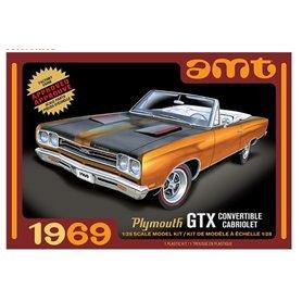AMT 1137 Plymouth GTX Convertible 1969