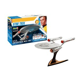 """Revell 00454 Star Trek USS Enterprise NCC-1701 """"Technik"""""""
