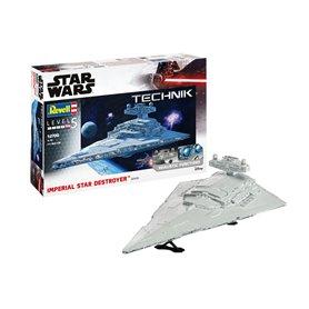 """Revell 00456 Star Wars Imperial Star Destroyer """"Technik"""""""