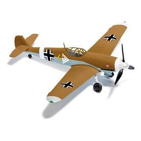"""Busch 25020 Flygplan Messerschmitt Bf.109 F2 """"Museum Gatow"""""""