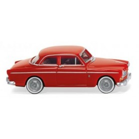 Wiking 22803 Volvo Amazon, röd, 1956