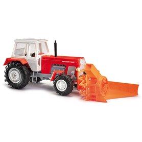 Busch 42846 Traktor Fortschritt ZT 303 med snöslunga