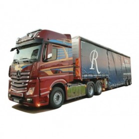 AMW 53671 Bil & Trailer Mercedes Benz Actros 2 Giga 'Royal Transport'