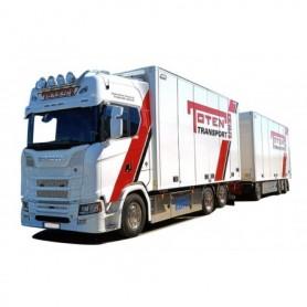 AMW 53672 Bil & Släp Scania S 'Toten'