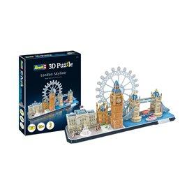 "Revell 00140 3D Pussel ""London Skyline"""