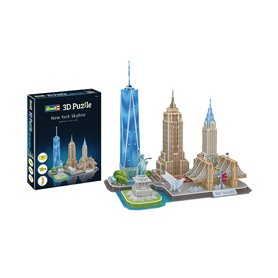 "Revell 00142 3D Pussel ""New York Skyline"""