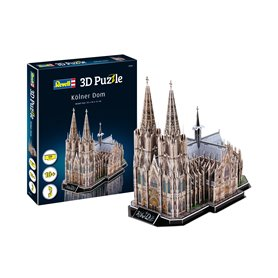 "Revell 00203 3D Pussel ""Cologne Cathedral"""