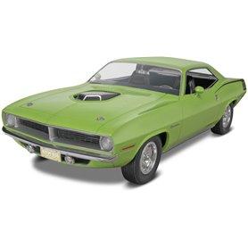 Revell 4268 1970 Plymouth Hemi Cuda 2n1