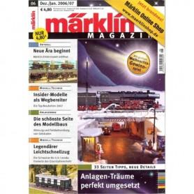 Märklin 103227 Märklin Magazin 6/2006 D