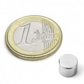 Magnet S-08-06-N52N Disc magnet, diameter8mm, height6mm