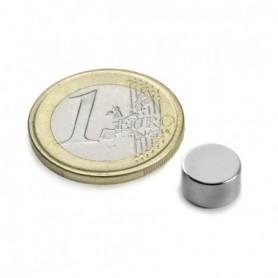 Magnet S-09-05-N Disc magnet, diameter9mm, height5mm