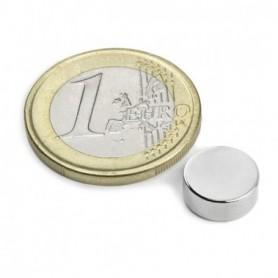 Magnet S-10-04-N Disc magnet, diameter10mm, height4mm