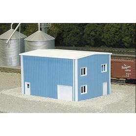 Pikestuff 8001 Gårdskontor, blå