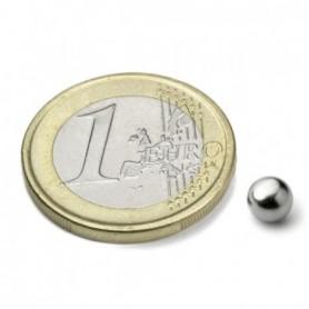 Magnet K-05-C Sphere magnet, diameter5mm