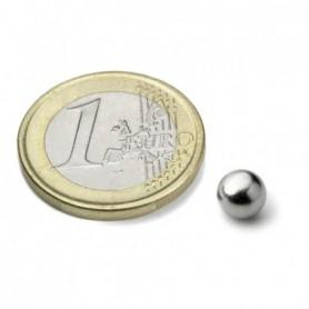 Magnet K-06-C Sphere magnet, diameter6mm