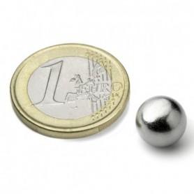Magnet K-10-C Sphere magnet, diameter10mm