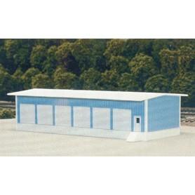 Pikestuff 8004 Truck Terminal, blå