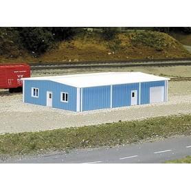 Pikestuff 8005 Multi Purpose byggnad, blå
