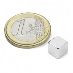 Magnet W-07-N Cube magnet 7mm