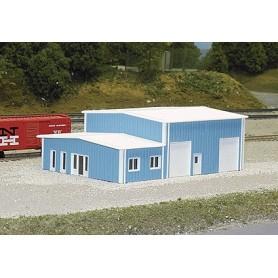 Pikestuff 8006 Contractors Building, blå