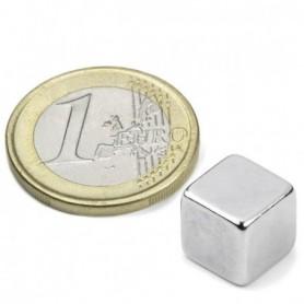 Magnet W-10-N Kubmagnet 10mm