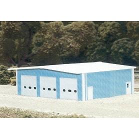 Pikestuff 8009 Brandstation, blå