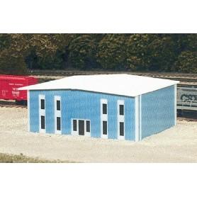 Pikestuff 8010 Kontorsbyggnad, 2 våningar, blå