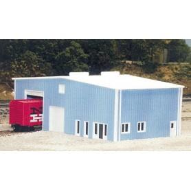 Pikestuff 8012 Distributionscenter, blå