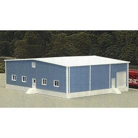 "Pikestuff 8013 Lager/Kontorsbyggnad ""Tri-Star Industries"", blå"