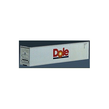 Container 40-fots Reefer Box-Type Intermodal Container - R-T-R