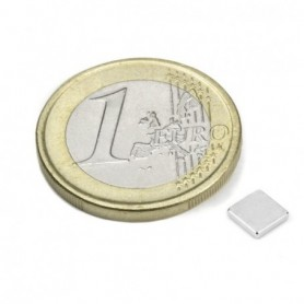 Magnet Q-CDM48-N Block magnet 5x5x1mm