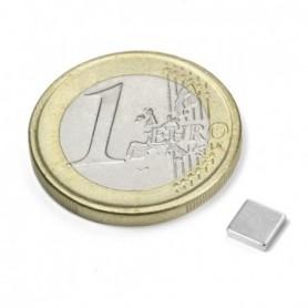 Magnet Q-CDM50-N Blockmagnet 5x5x1,2mm