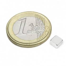 Magnet Q-05-05-03-N52N Block magnet 5x5x3mm