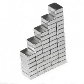 Magnet Q-06-04-02-HN Block magnet 6x4x2mm