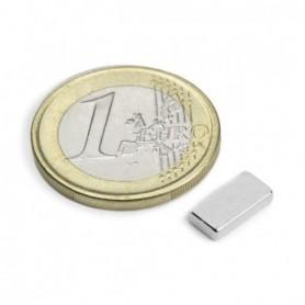 Magnet Q-10-05-02-N Blockmagnet 10x5x2mm